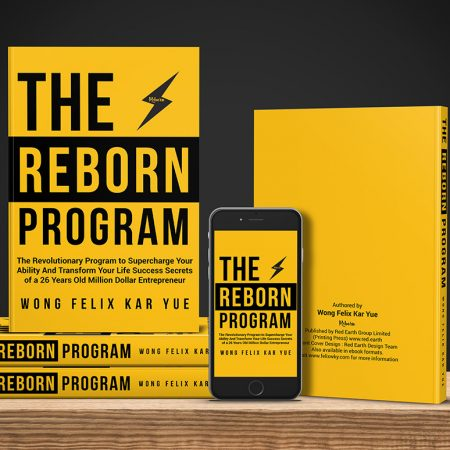 人生必讀一課【REBORN】:REBORN TO A GREAT LIFE