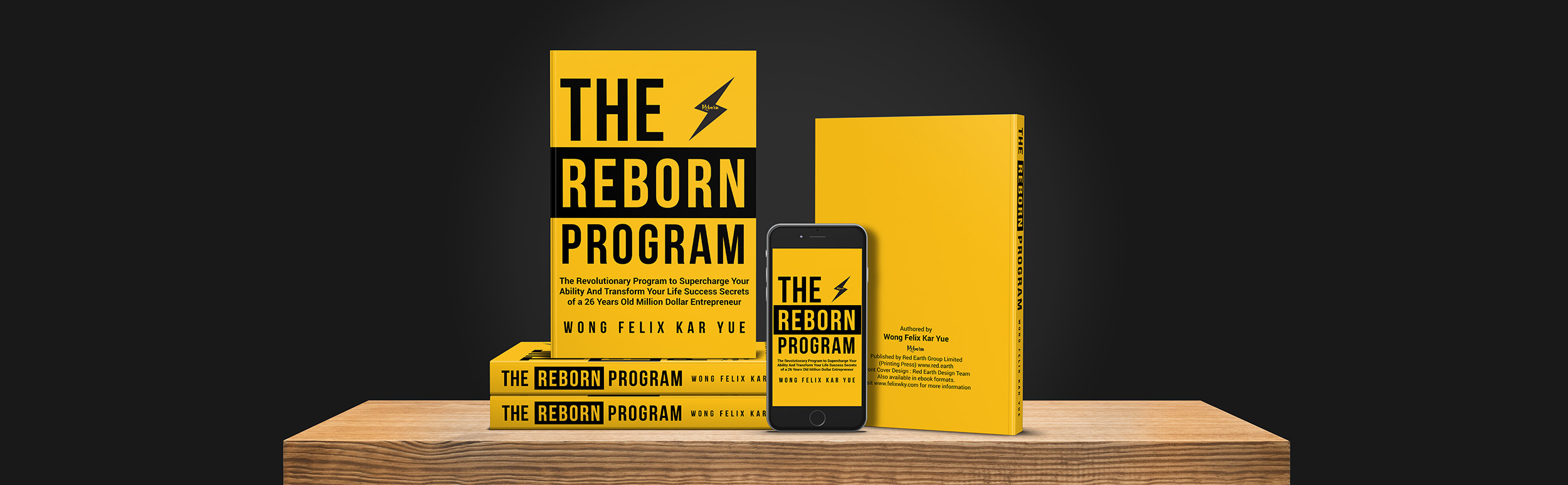 人生必讀一課【REBORN】:REBORN TO A GREAT LIFE